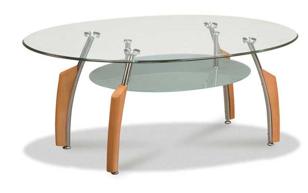 Contemporary Coffee Tables With Glass Table Top certainly within Simple Glass Coffee Tables (Image 7 of 20)