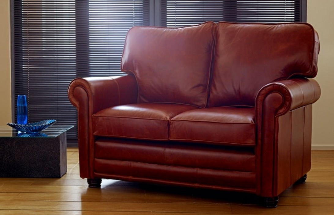 Contemporary Leather Sofas Shop 2 3 4 Seater Modern Suites good in Canterbury Leather Sofas (Image 10 of 20)