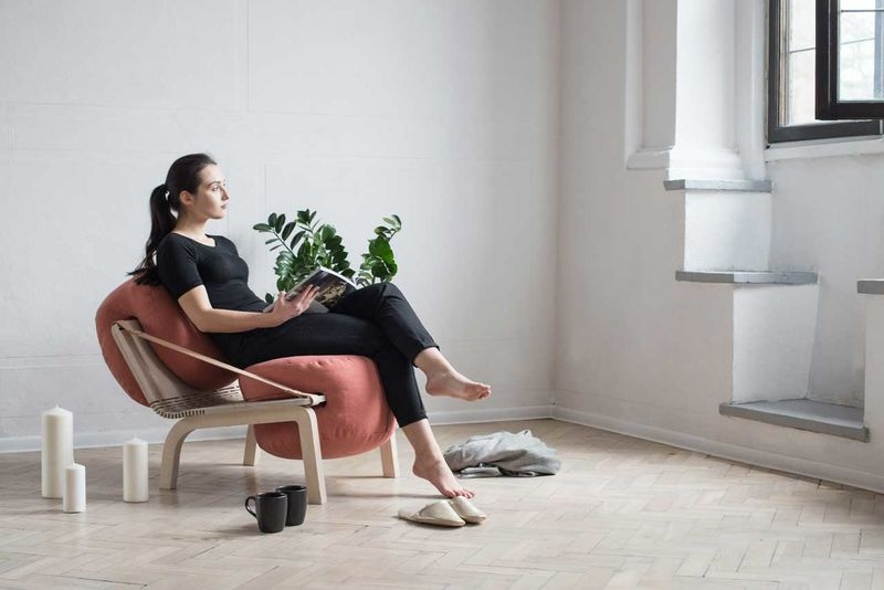 Conveniently Compact Armchairs Dango Armchair effectively intended for Compact Armchairs (Image 12 of 20)