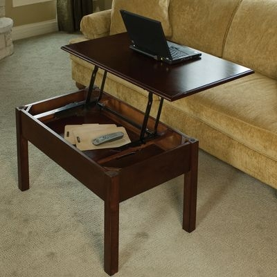 Convertible Coffee Table Desk For Tall People With Short Arms Wired very well inside Desk Coffee Tables (Image 14 of 20)