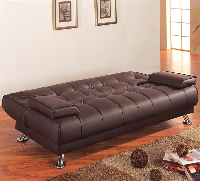 Convertible Sofa Bed Eva Furniture Perfectly With Sofa Convertibles (View 7 of 20)