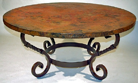 Featured Photo of Round Slate Top Coffee Tables