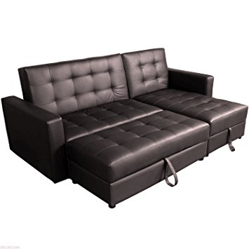 Corner Sofa Bed With Storage Leather Hereo Sofa good throughout Leather Sofa Beds With Storage (Image 7 of 20)