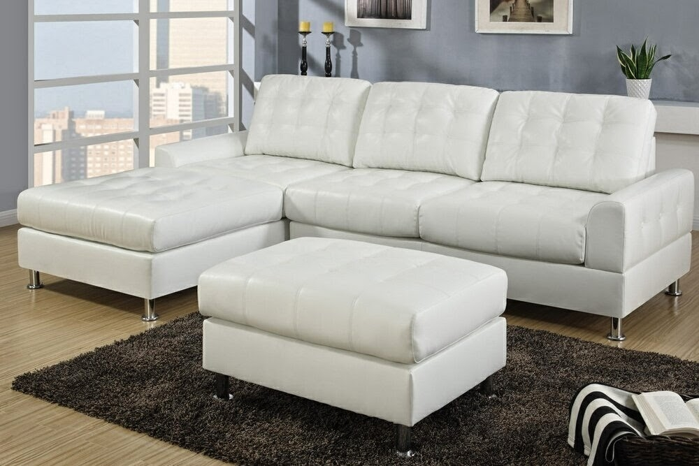Couch With Chaise Certainly Intended For Small 2 Piece Sectional Sofas (View 8 of 20)