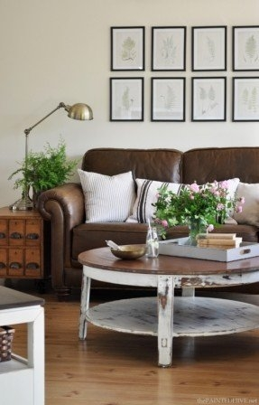 Country Cottage Sofas Foter Good Regarding Cottage Style Sofas And Chairs (View 13 of 20)