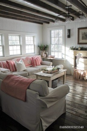 Country Cottage Sofas Foter Very Well Intended For Cottage Style Sofas And Chairs (View 16 of 20)