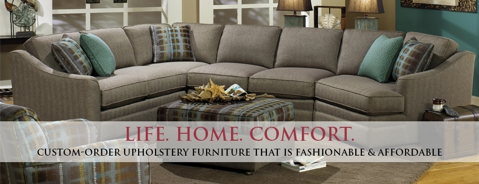 Craftmaster Furniture At Belfort Furniture Washington Dc clearly throughout Craftmaster Sectional Sofa (Image 9 of 20)