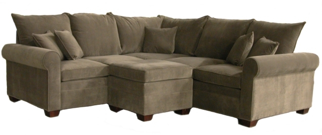 Create Your Own Custom Upholstered Furniture And Sectional Sofas nicely with regard to 45 Degree Sectional Sofa (Image 5 of 20)
