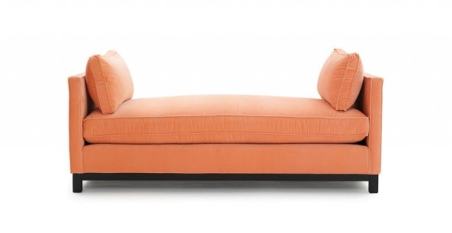 Creative Modern Backless Couch Design Homesfeed most certainly intended for Backless Chaise Sofa (Image 11 of 20)