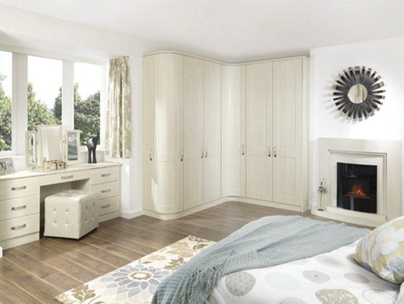 Curved Doors Fitted Wardrobes Capital Bedrooms perfectly within Curved Wardrobe Doors (Image 20 of 20)
