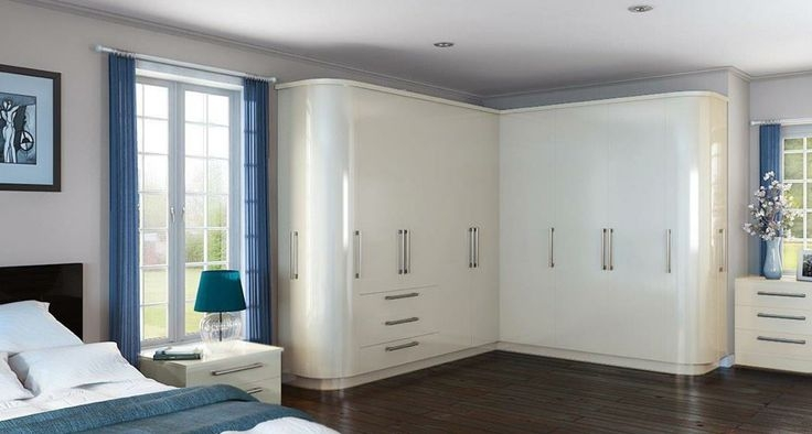 Featured Photo of Curved Wardrobe Doors