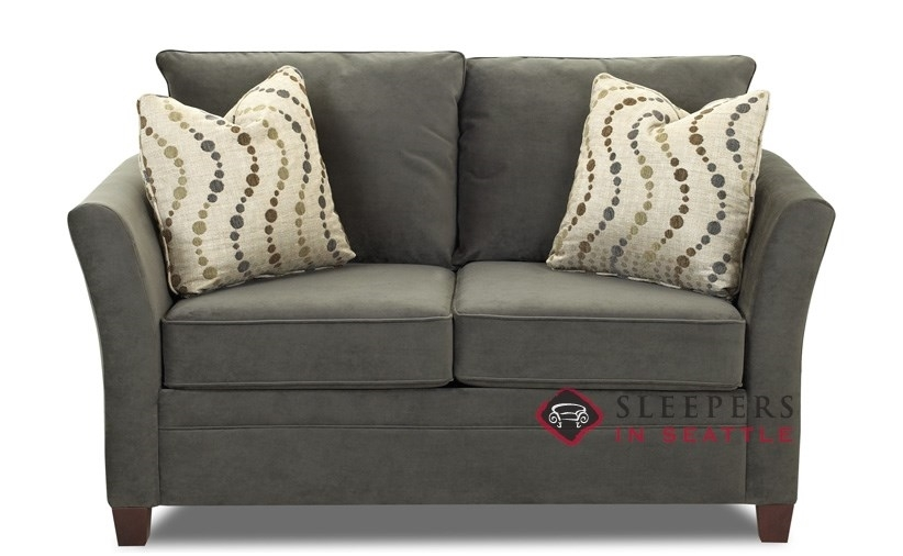 Customize And Personalize Murano Twin Fabric Sofa Savvy Twin good throughout Twin Sleeper Sofa Chairs (Image 8 of 20)