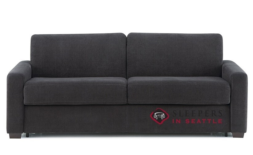 Customize And Personalize Roommate Queen Fabric Sofa Palliser Effectively Regarding Cushion Sofa Beds (View 9 of 20)