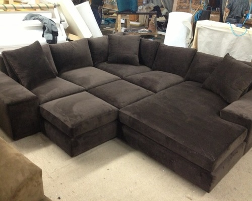 Customized Sectional Sofa Sofa Menzilperde properly for Customized Sofas (Image 7 of 20)