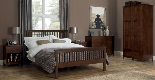Dark Wood Bedroom Furniture Sets On Sale Definitely In Dark Wood Wardrobe  Sets (Image 1