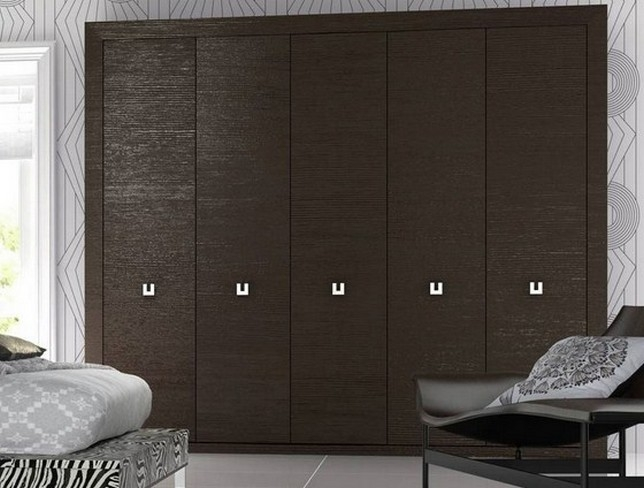 Dark Wood Wardrobe Doors Design Interior Home Decor perfectly for Dark Wood Wardrobes (Image 11 of 20)