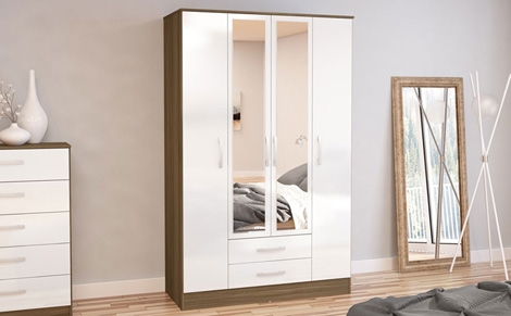 furniture choice. dark wood wardrobes fast free delivery furniture choice well regarding wardrobe with drawers ( i