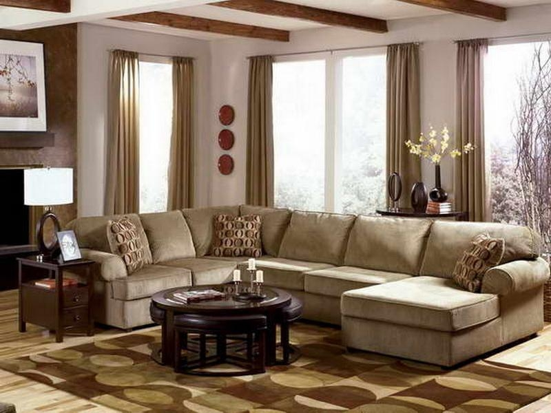 Decorate The Walls With Small Sectional Sofa Jen Joes Design properly regarding Classic Sectional Sofas (Image 6 of 20)