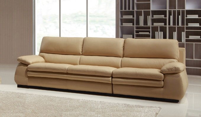 Decoration Seat Leather Sofa With Four Seat Sofa Leathercraft Properly With Four Seater Sofas (View 18 of 20)
