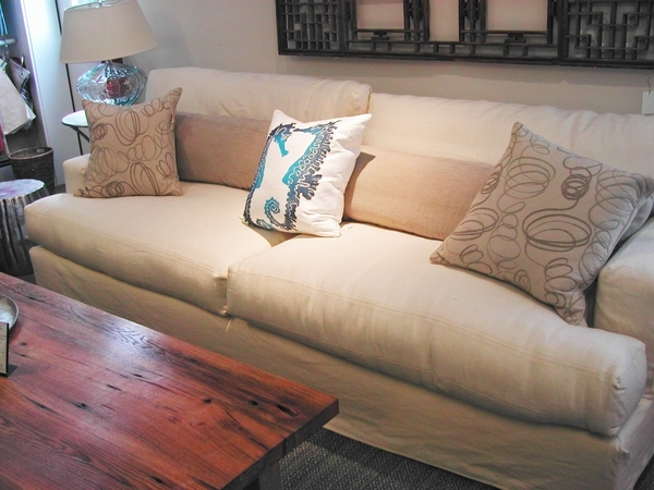 Featured Photo of Deep Cushioned Sofas