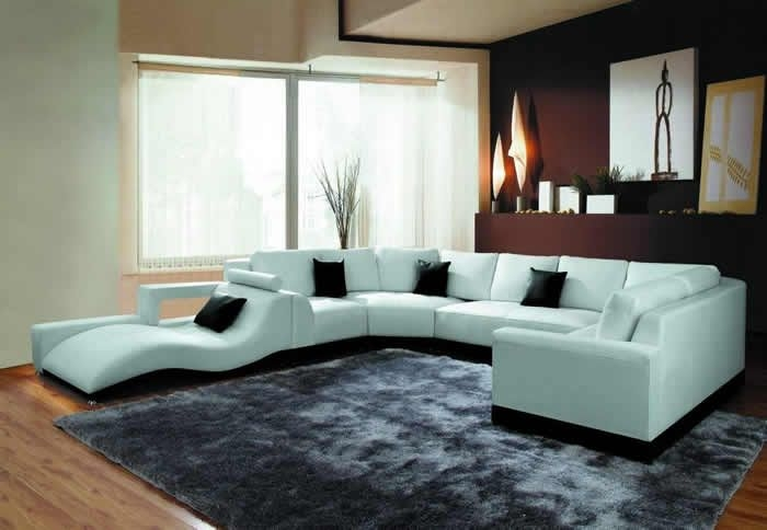 Depiction Of The Best Choices Of Sectional Sofa For Your Living certainly with regard to Brick Sofas (Image 8 of 20)