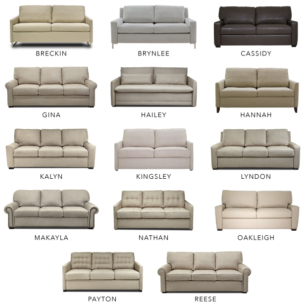 20 Best Collection Of Comfort Sleeper Sofas