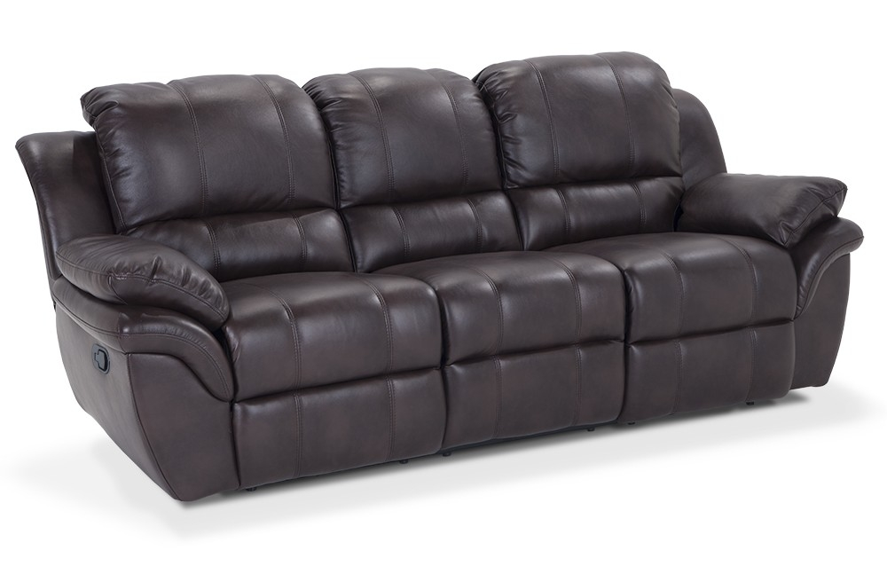 Discovery Dual Reclining Sofa Bobs Discount Furniture nicely throughout Recliner Sofa Chairs (Image 9 of 20)