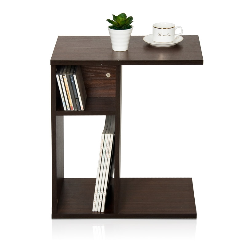 Diy End Tables That Look Stylish And Unique Square Side Table clearly in Sofa Side Tables With Storages (Image 13 of 20)