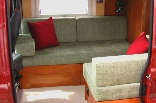 Diy Rv Sofa Bed Designed Ian And Mad Mumsie definitely intended for Diy Sleeper Sofa (Image 11 of 20)