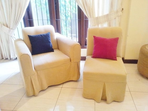 Diy Sofa Slip Covers The Complete Know How 14 Steps With Pictures Nicely Inside Covers For Sofas And Chairs (View 15 of 20)