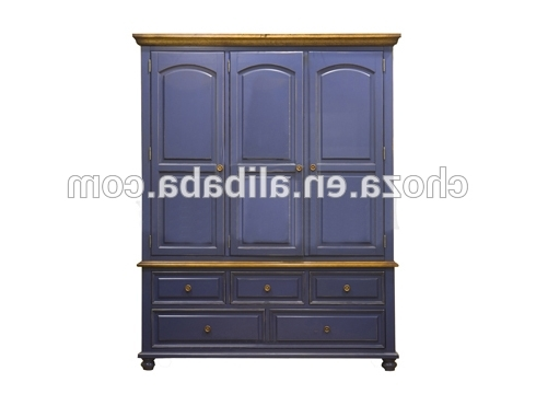 Double Color Wardrobe Wooden Double Color Wardrobe Wooden effectively pertaining to Double Wardrobe With Drawers and Shelves (Image 28 of 30)