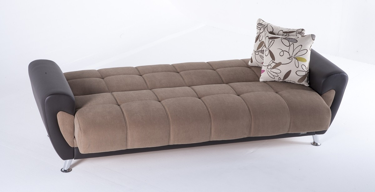 Duru Sofa Bed Set certainly within Storage Sofa Beds (Image 2 of 20)