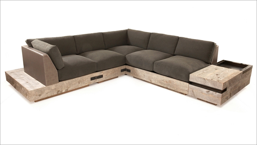 2018 Popular Eco Friendly Sectional Sofa