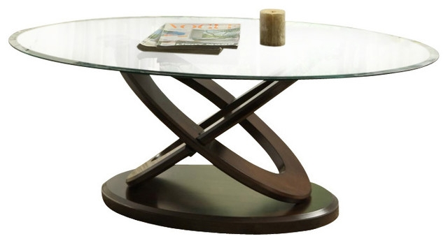 Enchanting Oval Glass Coffee Table 1000 Images About Oval Coffee nicely with regard to Oval Glass Coffee Tables (Image 14 of 20)