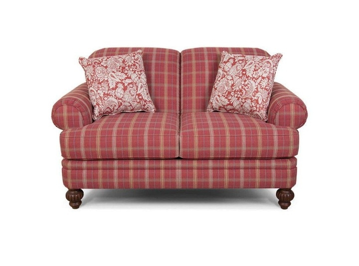 England Furniture Loveseats England Furniture Quality most certainly regarding Country Style Sofas And Loveseats (Image 11 of 20)