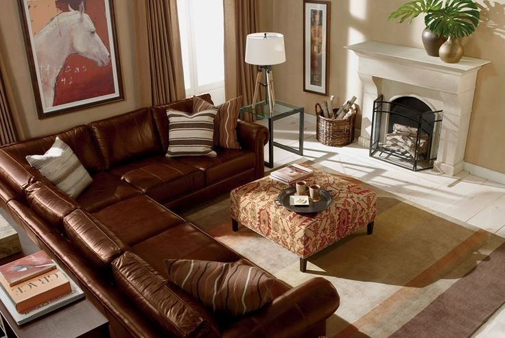 Ethan Allen Richmond Leather Sectional Living Room Pinterest definitely with Ethan Allen Sofas And Chairs (Image 7 of 20)