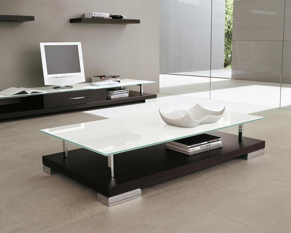 Exquisite Glass Coffee Tables Presenting Cool Accessory For All perfectly pertaining to Floating Glass Coffee Tables (Image 7 of 20)