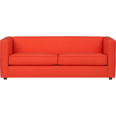 Fab Finds Colorful Mod Sofas Austin Interior Design Room Fu very well in Mod Sofas (Image 15 of 20)
