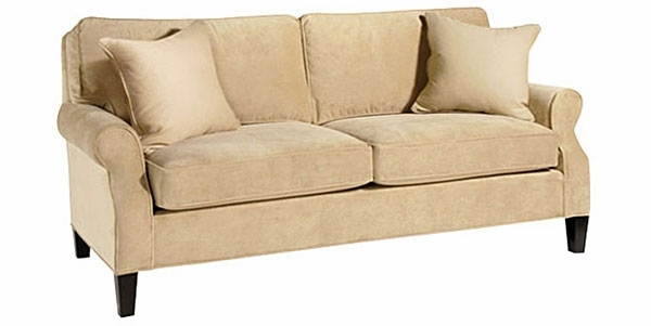 Fabric Sleeper Sofa Beds With Memory Foam Mattress Club Furniture good pertaining to Full Size Sofa Sleepers (Image 8 of 20)