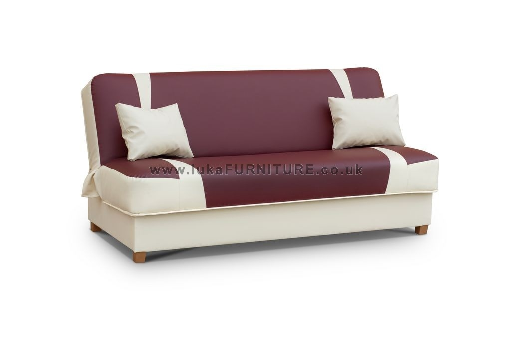 Fabric Sofa Beds Uk Newriveracademy most certainly with regard to Leather Sofa Beds With Storage (Image 9 of 20)