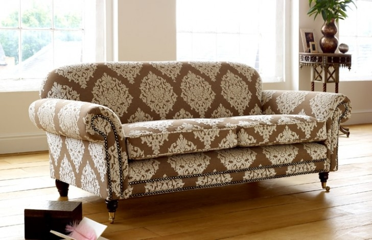 Fabric Sofa certainly regarding Fabric Sofas (Image 4 of 20)