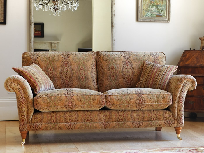 Fabric Sofa definitely pertaining to Fabric Sofas (Image 5 of 20)