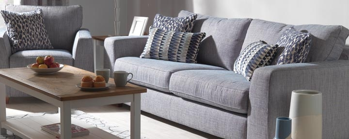 Fabric Sofas Buy Online Or Click And Collect Leekes certainly intended for Fabric Sofas (Image 12 of 20)