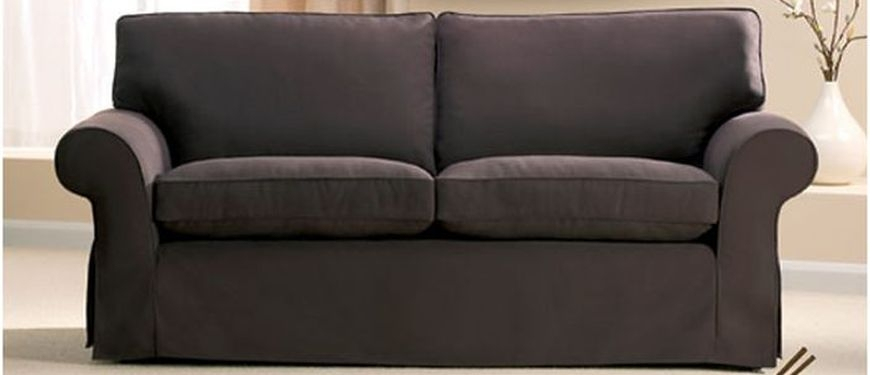 Fabric Sofas With Removable Covers Slipcovers Nicely In Sofas With Removable Covers (View 7 of 20)