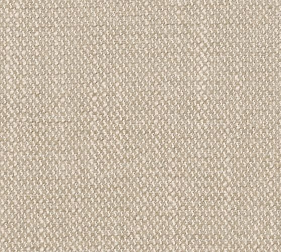 Fabric The Yard Performance Tweed Pottery Barn clearly inside Tweed Fabric Sofas (Image 7 of 20)