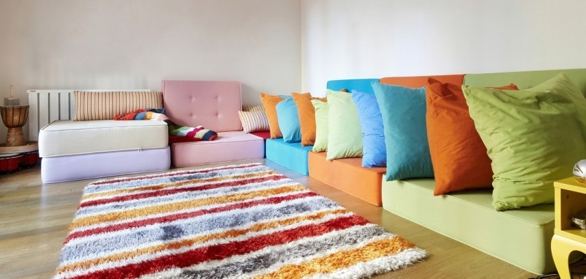 Find 5 Floor Seating Styles Or Arrangements For Your Home Nicely Pertaining To Comfortable Floor Seating (View 16 of 20)