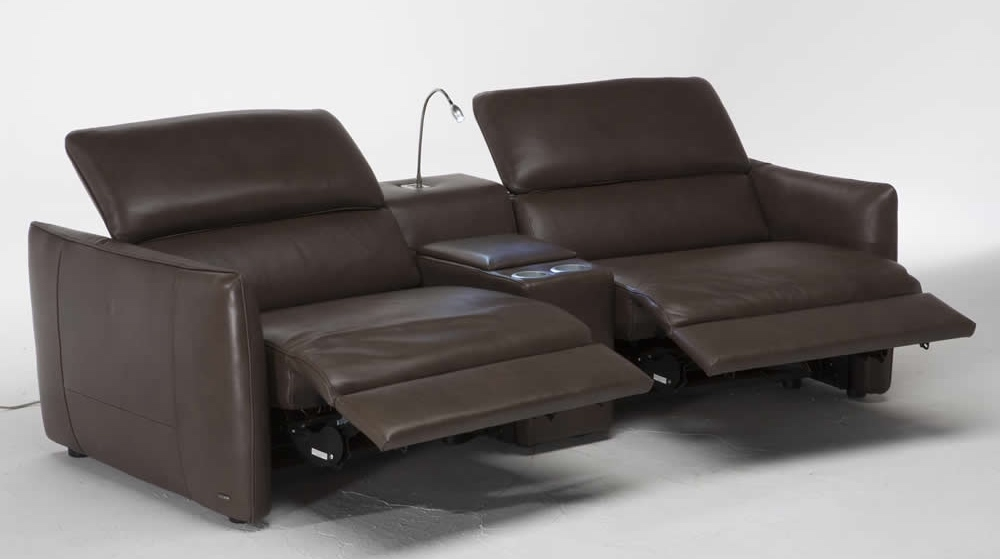 Find The Best Recliner Sofas In San Francisco At Mscape Mscape definitely throughout Modern Reclining Leather Sofas (Image 8 of 20)
