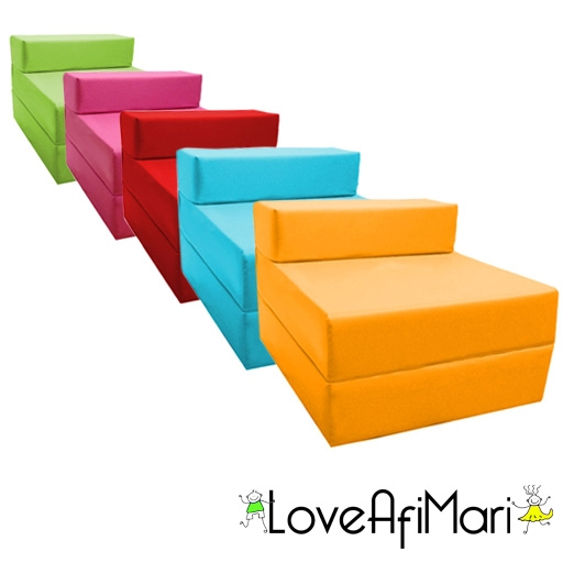 Fine Chair Beds For Kids One Of These Folding Chairbed Things clearly with Fold Up Sofa Chairs (Image 8 of 20)