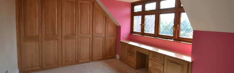 Fitted Bedrooms And Fitted Wardrobes perfectly in Solid Wood Fitted Wardrobes (Image 11 of 30)