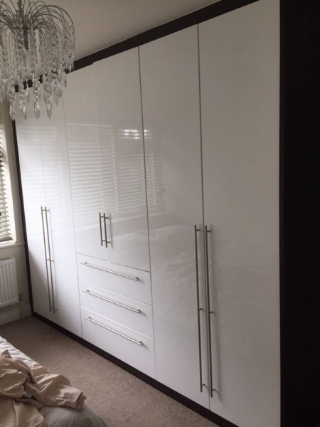 Fitted Wardrobe Drawers Enhance You Bedroom With Gorgeous Fitted perfectly regarding Drawers for Fitted Wardrobes (Image 30 of 30)